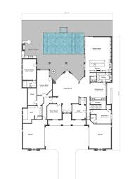 southern style house plan 5 beds 7 50 baths 6300 sq ft plan 481 9