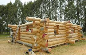 How To Build A Cottage House by Log Home Building Workshops Environment House U0026 Landscape