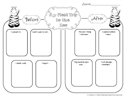 fluttering through first grade field trip writing record freebie