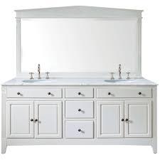 somerset double vanity antique white vanities bathroom