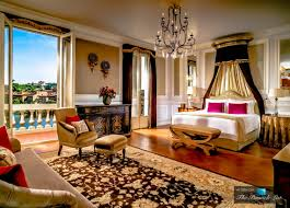 Luxury Classic Bedroom Designs Extraordinary Luxury Master Bedroom With Classic Furniture Set
