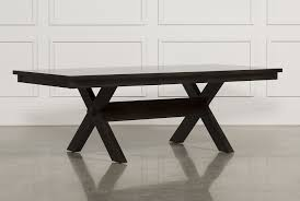rocco extension dining table living spaces