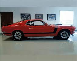 Mustang Boss 302 Black 1970 Ford Mustang Boss 302 Fastback 138206