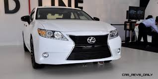 price for 2015 lexus es 350 2015 lexus es350 crafted line arriving in november from 42 500