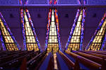 Image result for air force academy chapel