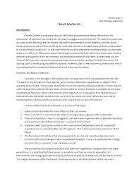 How to write a conclusion and evaluation for a lab report     Lab Report Sample  Conclusion