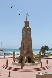 Daytona Beach Coquina Clock Tower