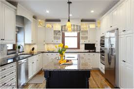 Kitchens With Islands Ideas Kitchen White Island Sweet Country Ideas With Vintage Cabinet