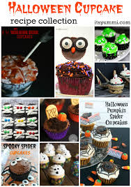Fun Halloween Cakes Fun Halloween Cupcake Recipe Ideas It U0027s Yummi