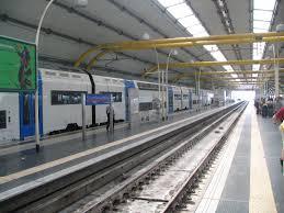 Fiumicino Aeroporto railway station