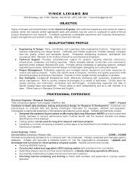 Best Software Developer Resume by Best Resume Electrical Engineer Resume For Your Job Application
