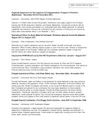 Deputy Sheriff Job Description Resume by Jeffrey Kendrick Resume Aug 15