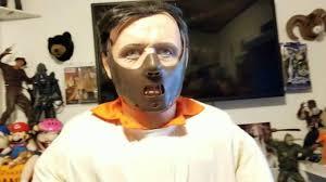 Hannibal Halloween Costume Gemmy Hannibal Lecter Review