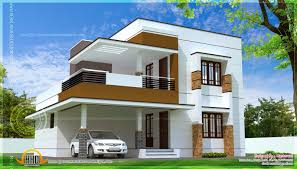 Simple Home Designs Neat And Simple Small House Plan Kerala Home - Home designes