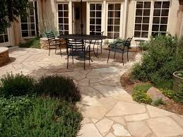 Backyards Ideas Patios by Landscaping And Outdoor Building Outside Patio Flooring Ideas