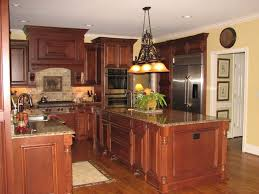 Paint Colors For Kitchen Walls With Oak Cabinets Kitchen Light And Dark Cupboard Amazing Natural Home Design