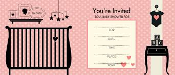 design baby shower invitations template best template collection