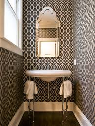 How To Make Small Bathroom Look Bigger Small Bathrooms Big Design Hgtv