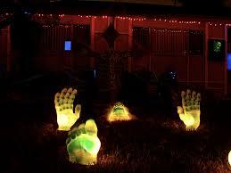 easy homemade halloween yard decorations