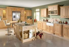 kitchen astonishing white oak kitchen for kitchen colors with