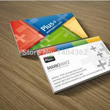 How To Laminate Business Cards Online Get Cheap Matt Laminate Business Cards Aliexpress Com