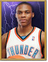Russell Westbrook is turning