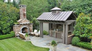40 outdoor kitchen design ideas 2017 small and big outdoor