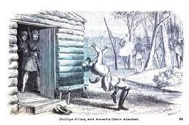 Attack at Ament's Cabin