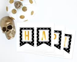 printable halloween banner jessica marie design blog