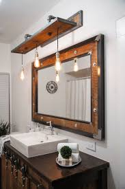 best 25 rustic bathroom lighting ideas on pinterest rustic