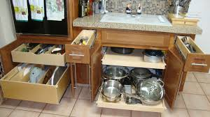 Kitchen Cabinets Inside Smart Kitchen Storage Cabinets U2014 The Home Redesign