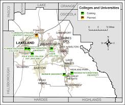 Map Of Lakeland Florida by Sample Maps And Templates