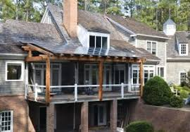Timber Frame Pergola by Solar Timber Frame Pergola Professional Deck Builder Solar