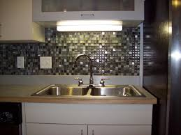 kitchen white kitchen with glass tile backsplash backsplashes