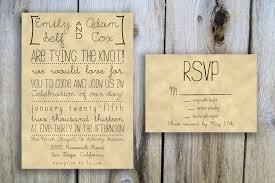 Making Wedding Invitation Cards Best Of Diy Rustic Wedding Invitations Theruntime Com
