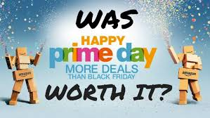 amazon not have black friday prime day is a big deal for amazon u2014 but is it a good deal for