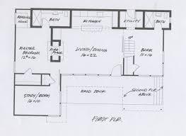 ecohouse plan site house plan