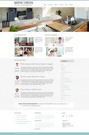 interior design website templates