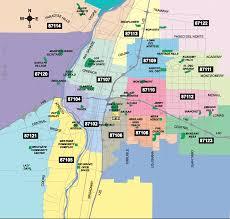 Unm Map Zip Code Map U2014 City Of Albuquerque