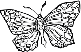 free printable butterfly coloring pages for kids and pdf eson me