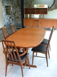 Concrete Dining Room Table Teak Dining Table The Affordable Dining Room Furniture Dining