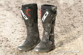 fox instinct motocross boots dirt bike gear reviews motorcycle usa