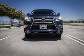 lexus lx470 crossover price in india 2017 lexus gx 460 first test posh and aging off roader motor