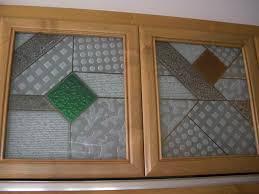 geometric designs sans soucie art glass matrix cabinet glass