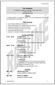 Resume Samples Australia   Pharmacy Technician Manager Resume Resignation Letter Format Professional Resume Samples Australia
