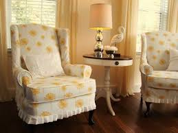Dining Room Chair Seat Slipcovers Dining Room Chair Slipcovers Linen The Perfect Summer Fabric