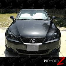 lexus malaysia head office 06 13 lexus is250 is350 smoke drl light bar projector headlights