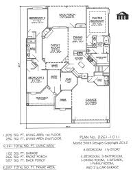 House Plans 2 Story by 2 Story 4 Bedroom 3 Bath House Plans Escortsea