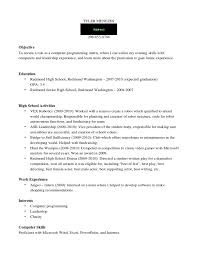 Wwwisabellelancrayus Fascinating Student Resume Resume And High     Resume Examples and Writing Tips   The Balance