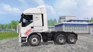 stralis 600 for farming simulator 2015